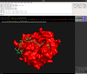 pymol-oss screenshot