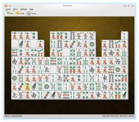 kshisen screenshot