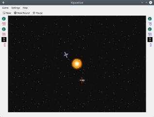 kspaceduel screenshot