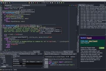 Wing Pro 7 screenshot