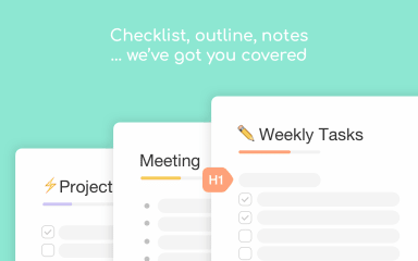 Taskade: Get Work Done. Together Remote. screenshot