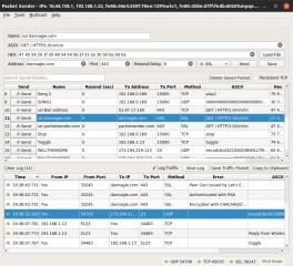 Packet Sender screenshot