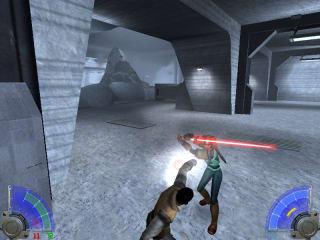 Open Jedi Knight screenshot
