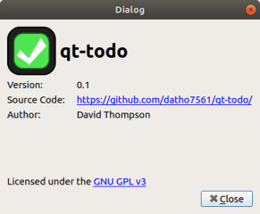 qt-todo screenshot