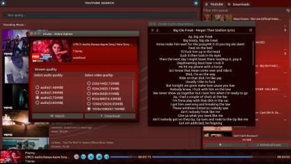 Utube - Complete Youtube App for Linux screenshot