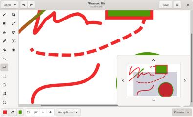 Drawing screenshot