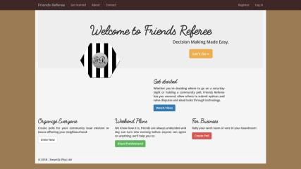 friendsreferee screenshot