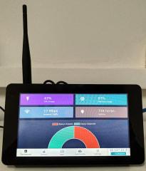 e-Cattle BigBoxx: Totem UI screenshot