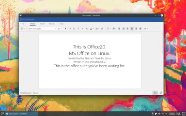 Office20 screenshot