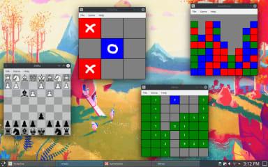 Abstract Games screenshot
