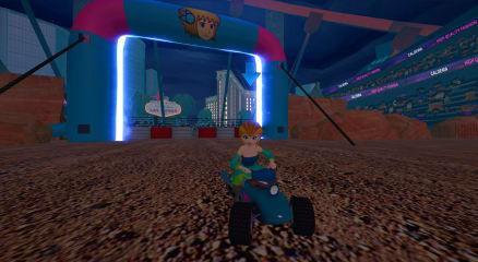 SuperTuxKart screenshot