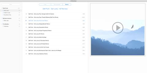 All Remixes screenshot