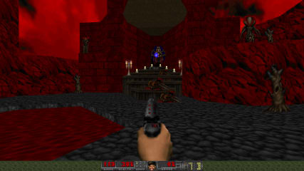 GZDoom screenshot