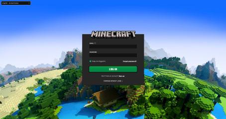 minecraft-launcher-ot screenshot