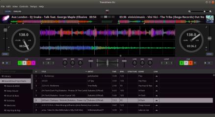 Transitions DJ screenshot