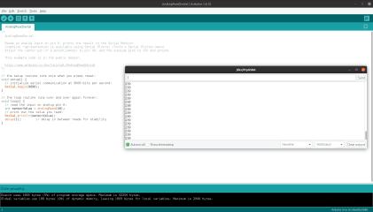 arduino screenshot