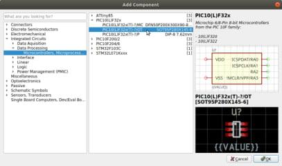 LibrePCB screenshot