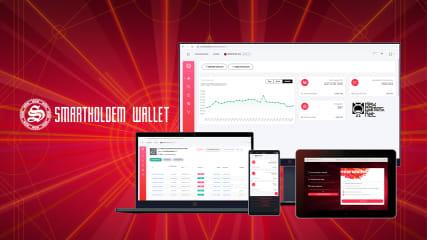 SmartHoldem Secure Desktop Crypto Wallet screenshot