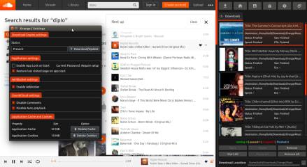 Orange - SoundCloud Client screenshot