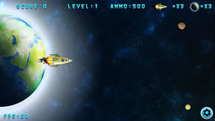 Space Purge screenshot