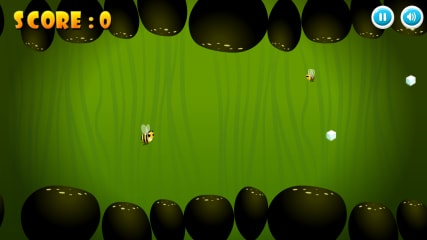 Bee Run screenshot