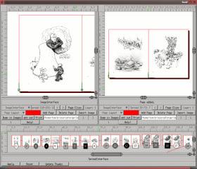 laidout screenshot