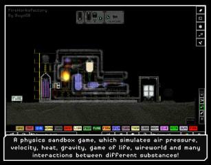 The Powder Toy screenshot