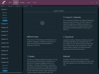 OmniaWrite screenshot