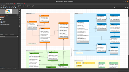 Mysql Workbench Community screenshot