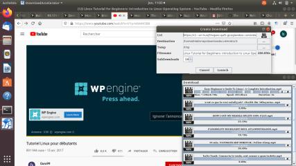 downloadaccelerator screenshot