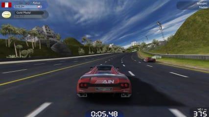 TrackMania United Forever screenshot