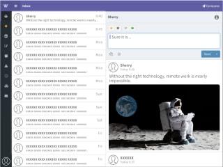 workbase-server screenshot