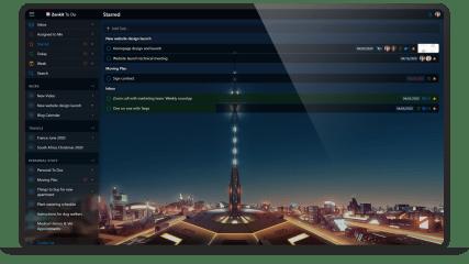 Zenkit To Do screenshot