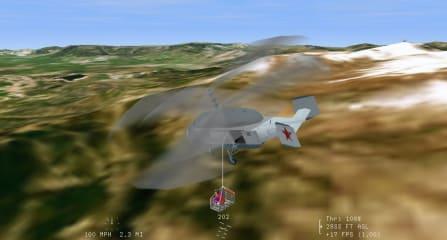 Search and Rescue II screenshot