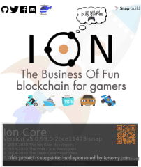Ion Digital Currency (Official release) screenshot
