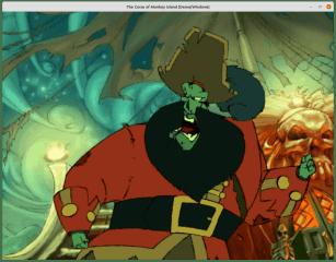 ScummVM screenshot
