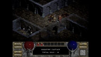 DevilutionX screenshot