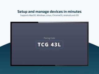 TelemetryTV Media Player screenshot
