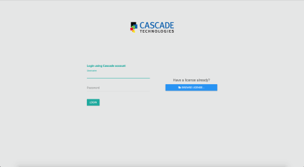 cascade-app screenshot