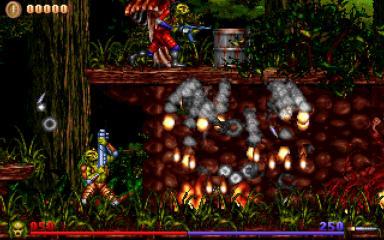 Alien Rampage screenshot