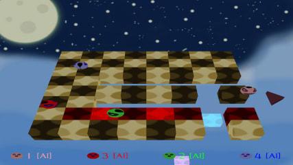 Sky Checkers screenshot