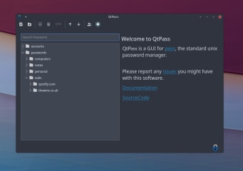 qtpass-gm screenshot