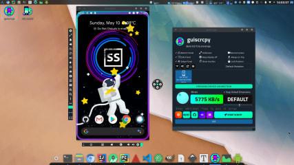 guiscrcpy screenshot