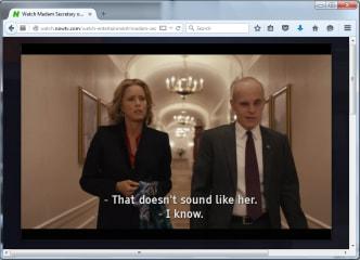 Penguin Subtitle Player screenshot