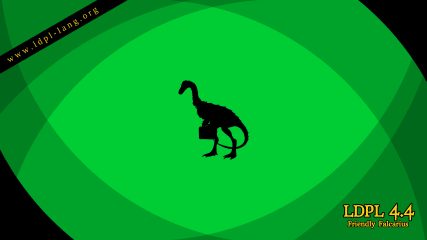ldpl-lang screenshot