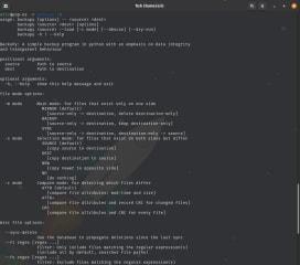 BackuPy screenshot