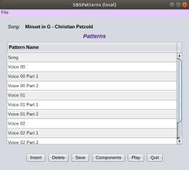 Audovia Classic screenshot