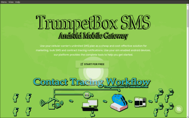 TrumpetBox screenshot
