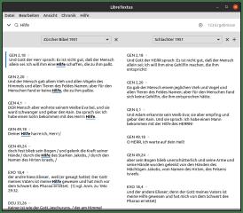 LibreTextus screenshot