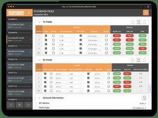 samtec-device-connect screenshot